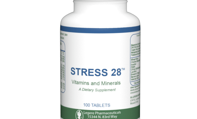 STRESS 28™ VITAMINS AND MINERALS